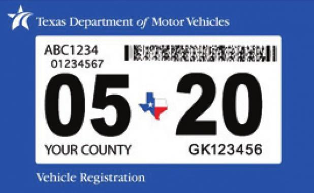 Does your vehicle registration expire this month?