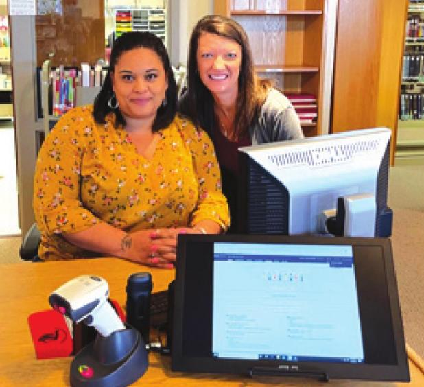 Claud H. Gilmer Memorial Library awarded CARES Grant to advance digital equity