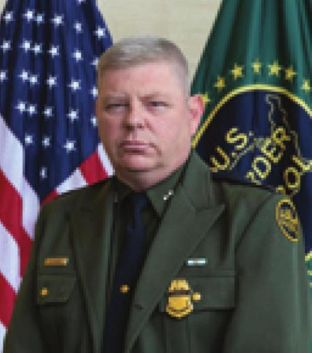 Former Edwards County deputy, Austin Skero, named new Chief Patrol Agent in Del Rio sector