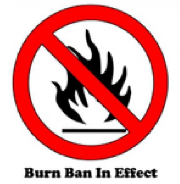 Commissioners reinstate burn ban, healthcare clinic in sight