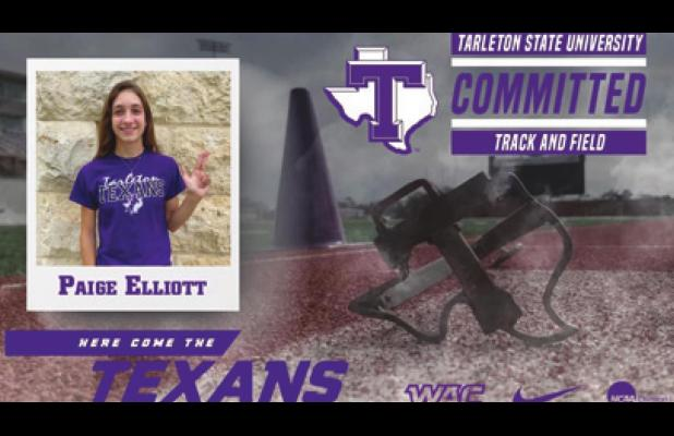 Committing to Tarleton State University