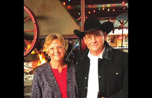 Charlotte and Mike Grooms named 2020 Edwards County Old Settlers Queen and King