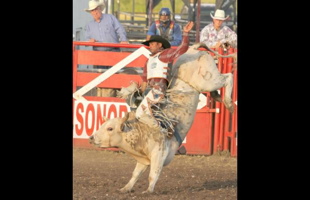 Get ready for some BULLRIDING!