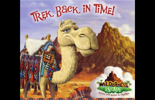 """Last call for next week's """"Wilderness Escape"""" VBS"""