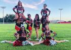 RISD Cheerleaders selected